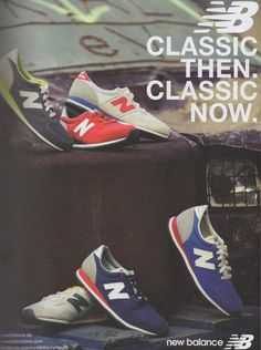 New Balance Research Blog  New Balance  Classic Then. Classic Now. Sports  Brands f620f6a0f3