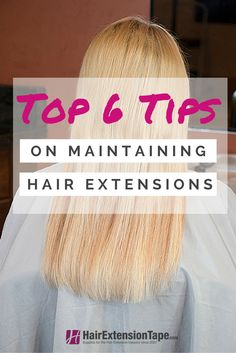 hair hair extensions 9 Hair Extension Care Tips to Hair Extensions Tutorial, Fusion Hair Extensions, Hair Extensions For Short Hair, Tape In Hair Extensions, Professional Hair Extensions, Long Extensions, Hair Extension Care, Ponytail Extension, Extension Hairstyles