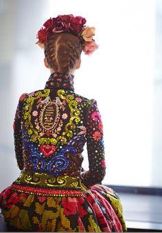 SUSANNE BISOVSKY PARIS SHOW - 2013