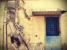 Perspective of Penang Small Island, Graffiti, Street Art, Painting, Beautiful, Google Search, Painting Art, Paintings, Painted Canvas