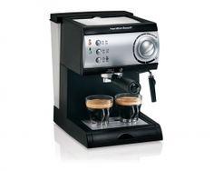 Espresso Machines | Home Espresso Makers | Hamilton Beach