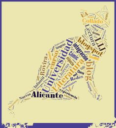 Mi nube de intereses para #eduPLEMOOC desde el blog http://literaturainfantilyjuvenileninternet.blogspot.com