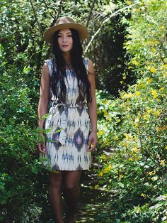"""Seamworkmag.com - Pattern """"Adelaide"""" dress - Spend 3 hours making your new go-to dress for the summer"""