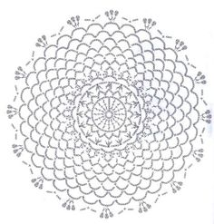 Anabelia craft design: 15 minutes made crochet doilies, free pattern Mandala Au Crochet, Crochet Doily Diagram, Filet Crochet Charts, Crochet Doily Patterns, Thread Crochet, Crochet Designs, Crochet Doilies, Knit Crochet, Yarn Projects