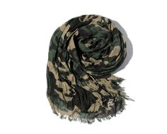 SOPHNET. CAMOUFLAGE STOLE