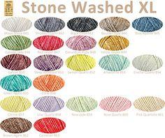 Ravelry: Scheepjes Stone Washed XL