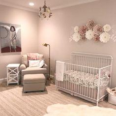 cameran eubanks beautiful baby girl room nursery