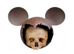 La otra cara de Mickey.