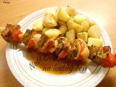 Recept Zahradnický kuřecí špíz - Naše Dobroty na každý den Petra, Red Peppers