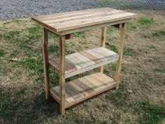 Rustic Coffee Table Reclaimed Wood Recycled by SereneVillage
