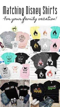 The Ultimate Collection of Disney Shirt Ideas for Your Vacat.- The Ultimate Collection of Disney Shirt Ideas for Your Vacation The Ultimate Collection of Disney Shirt Ideas for Your Vacation -