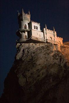 Swallow`s Nest Castle. Crimea. #Ukraine