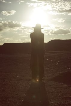✯ Shadowed West :: Unknown Photograph✯