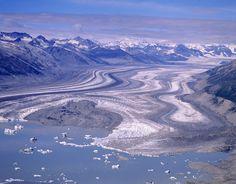 Kluane National Park, Yukon, Canada.