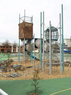 Margaret Mahy Family Playground eröffnet in Christchurch