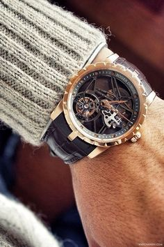 Roger Dubuis manufacture  Mens Watch