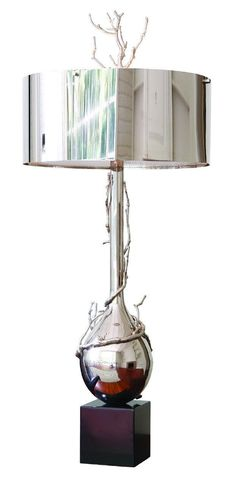 Aluminum wire adorned long standing rectangle floor lamp my decor aluminum wire adorned long standing rectangle floor lamp my decor pinterest floor lamp keyboard keysfo Choice Image