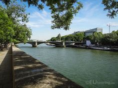 Taken while walking along the Quai de Bethune, looking out over the River Seine.  You may be interested in more; www.eutouring.com/images_river_seine.html