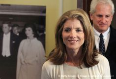 Caroline Kennedy Unveils New JFK Materials At National Archives