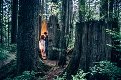 will pursell / vancouver wedding photographer / this couple wanted outdoorsy, fun photos with their dog. west coast style engagement session at buntzen lake, in port moody.