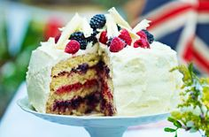 Celebration cake recipe.