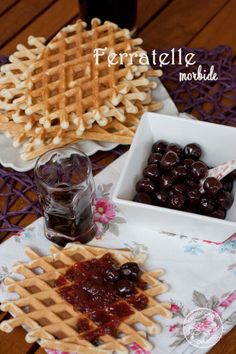 """""""Ferratelle aquilane morbide"""", la ricetta di Cranberry del blog Cappuccino e Cornetto http://www.cappuccinoecornetto.com/2014/06/ferratelle-aquilane-morbide.html"""