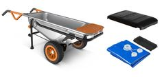 Worx WG050 AeroCart 8-in-1 MultiFunction Yard Cart for $140 http://sylsdeals.com/worx-wg050-aerocart-8-in-1-multifunction-yard-cart-for-140/
