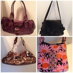 Mexx, Nine West, Guess, Vera Bradley & much more for sale on eBay. Please go to Fashion Boutique 29.
