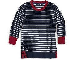 Sperry Top-Sider Marine Ringer Sweater