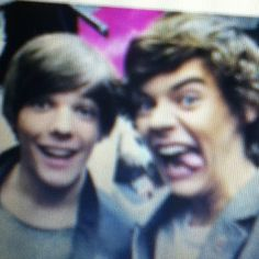 My 2 fave from one direction, #1 Louis Tomlinson, #2 Harry Styles