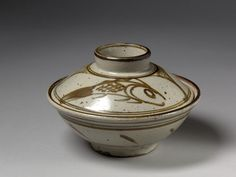 Bowl and cover   Cardew, Michael   V&A Search the Collections