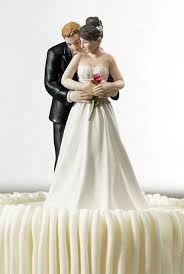Resultado de imagen para novios para pastel de bodas