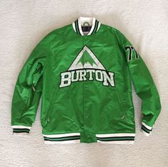 Burton Snowboard Jacket Size XL Mens
