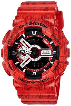 1ce751d9df Casio G-Shock Red Digital Sports Watch. Infinify Women Watches Collections
