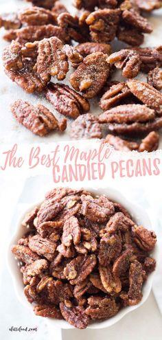 Pecan Recipes, Easy Baking Recipes, Best Dessert Recipes, Candy Recipes, Brunch Recipes, Fun Desserts, Delicious Desserts, Cooking Recipes, Holiday Recipes