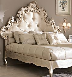 gorgeous rococo beds and furniture - Google Search