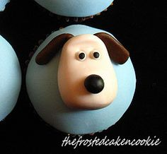 Tuesday Toppers: Gromit Cupcake Topper Tutorial