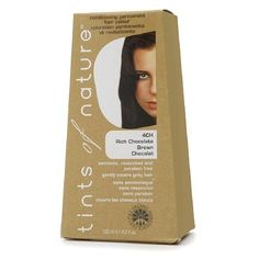 Tints of Nature Conditioning Permanent Hair Color, Rich Chocolate Brown 4CH 4.2 fl oz (120 m) -- Click image to review more details.