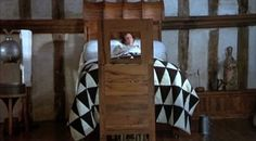 Laid up under a medieval modern quilt (The Friar's Tale)