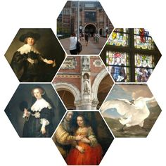 26-8-2016 Rijksmuseum Amsterdam. Naar de grote verbouwing waren we hier nog niet geweest. Het is in oude glorie hersteld en de moderne indeling doet de collectie goed. De nieuwe aanwinst (gezamenlijke aankoop, door Nederland en Frankrijk) de huwelijks portretten van Maarte en Oopjen van Rembrandt waren nu weer in hun geboorte stad te zien.  Het Laatste Oordeel van Lucas van Leydens uit 1527 hangt nu tijdelijk in het  Rijks.