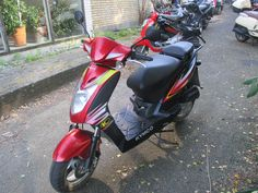 Brugt Kymco Agility 4T