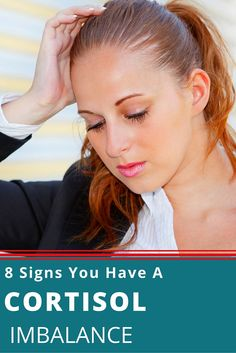 Could cortisol be the culprit for your health issues? Check out these eight signs your cortisol levels are out of whack! High Cortisol Symptoms, Adrenal Fatigue Symptoms, How To Lower Cortisol, Reducing Cortisol Levels, Adrenal Health, Health Diet, Brain Health, Thyroid Levels, Thyroid Issues
