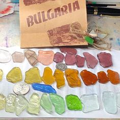 From BlackSeaWoodGlass on Etsy: Sea Glass Supply for Jewelry and Driftwood creations Buy Driftwood, Driftwood Beach, Beach Wood, Beach Rocks, Beach Stones, Wood Supply, Sea Glass Crafts, Grey Stone, Pebble Art