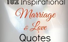 Encouraging Quotes For Marriage