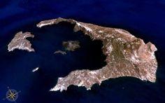 Naukowcy obawiają się przebudzenia podwodnego wulkanu Santorini   zmianynaziemi.pl