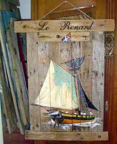 3-bateau le Renard
