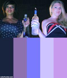 Sleep : Akron : Dream Set Color Scheme
