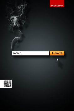 Muy buena. Campaña Antitabaco del Ministerio de Sanidad ruso. #CampañaSocial