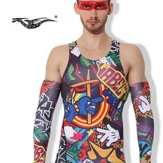 Mens Vest Gym Tank Top Crop Tops Shirts Slim Fit Stylish Tank Tops Sleeveless Shirt 3d Skeletons Animal Bottoming Vest Fashion Sport From Fashionwest, $6.77 | Dhgate.Com
