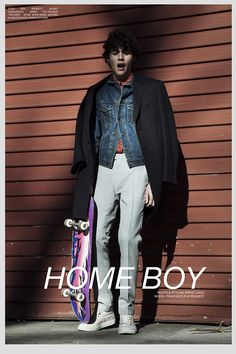 Francisco Rodriguez is the Home Boy by Brent Chua for Fashionisto Exclusive